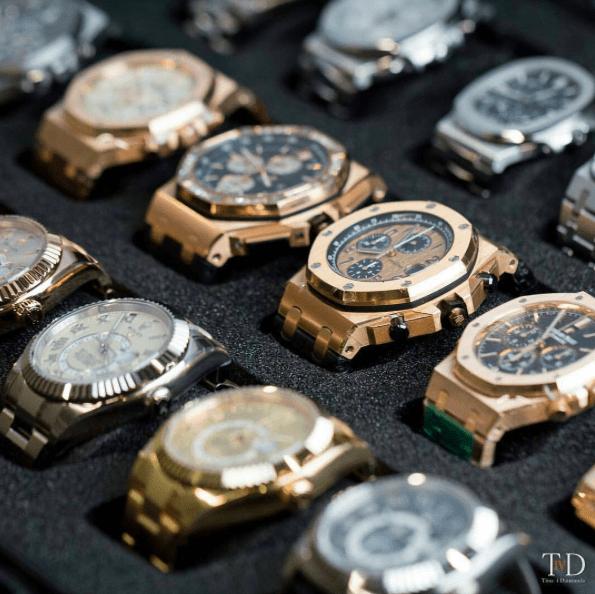 Quelle montre de luxe vous correspond ?